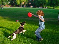 CГіmo enseГ±ar a los niГ±os a comportarse con los perros