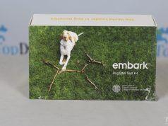 EmbГЎrcate perro DNA Test Kit de revisiГіn