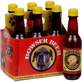 Bowser Beer para perros