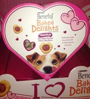 diversión Valentine`s Gifts for Dogs
