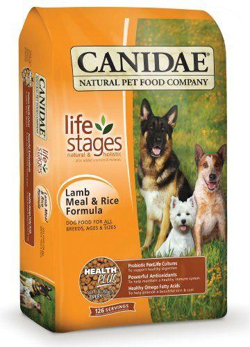 CANIDAE etapas de la vida de alimentos para perros seco para estГіmagos sensibles