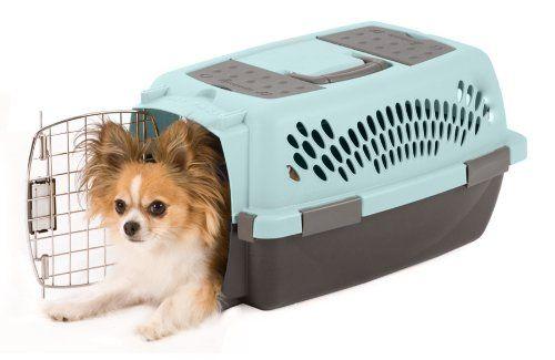 Aspen Pet Porter plástico de la perrera