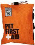 Kit canina de bolsillo fácil de primeros auxilios para mascotas