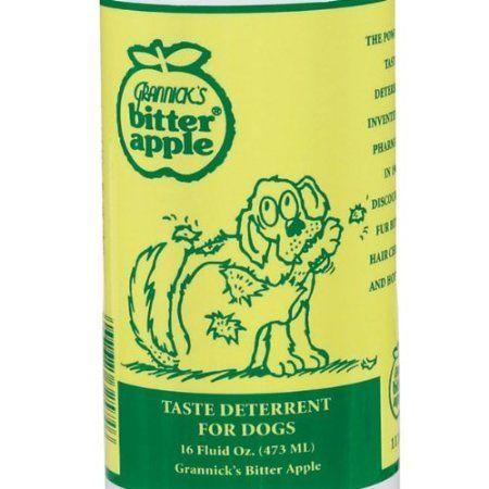 Grannick`s Bitter Apple for Dogs Spray Bottle