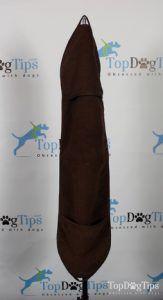Territorio original de la toalla del bolsillo del animal domГ©stico para los perros