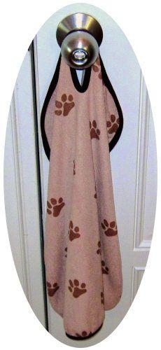 Luv & amp; Emma`s Dry Pets (patented) Super Absorbent Microfiber Pet Towel