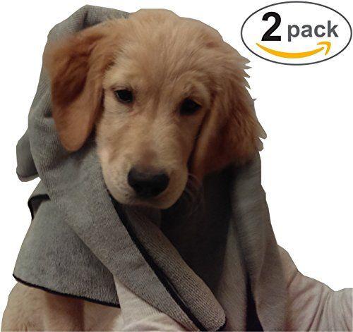 Pros de microfibra para mascotas toallas de baГ±o