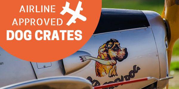 aprobado por la aerolГnea cajas de perro