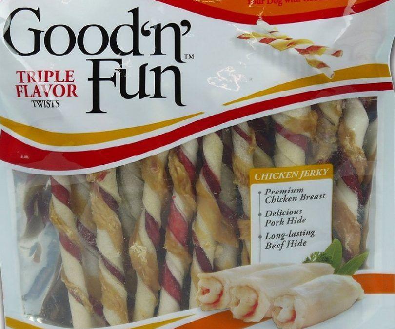 Ocultar sana Buena`n` Fun 22-Pack Triple Flavor Chews