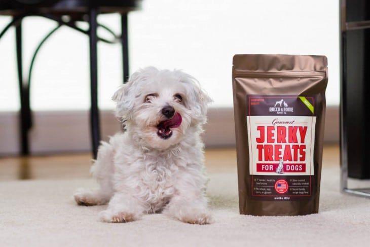 Rocco & amp; Roxie Supply Co. Gourmet desigual trata de perros