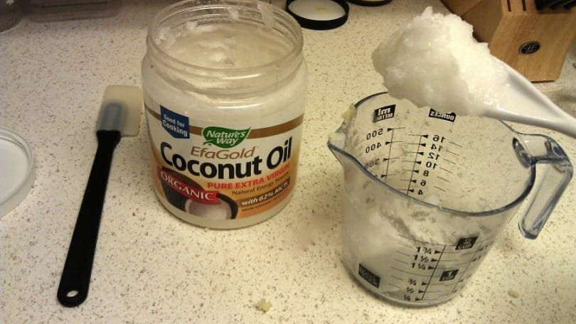 Naturaleza`s Way Extra Virgin Organic Coconut Oil