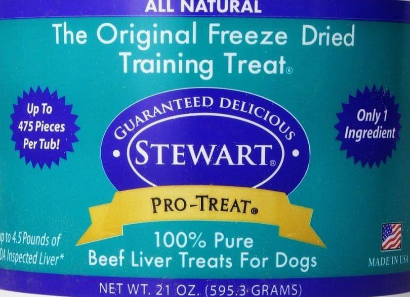 Stewart Liofilizado Se usa para tratar 21 oz Hígado de res
