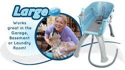 Mejor de baГ±o para mascotas para perros grandes Booster perro lavaderos