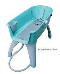 Booster Bath elevada del baГ±o del perro, X-Large