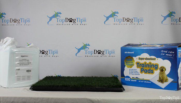 Mejor Cachorro entrenamiento insignificante Pad ComparaciГіn