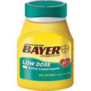 ¿Puedo darle a mi bebé aspirina perro?