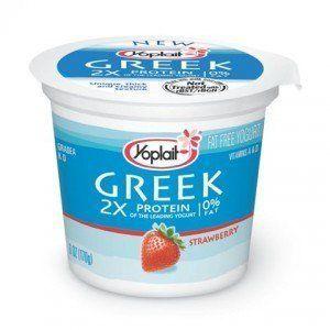 ¿Puedo darle a mi perro yogur griego?