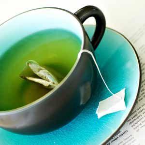 ¿Puedo darle a mi perro el té verde?