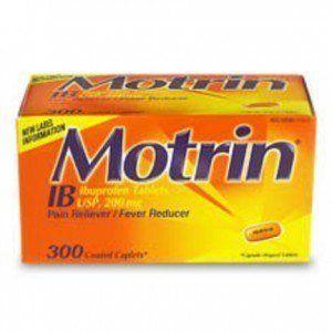 ¿Puedo darle a mi perro Motrin?