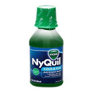 ¿Puedo darle a mi perro NyQuil?