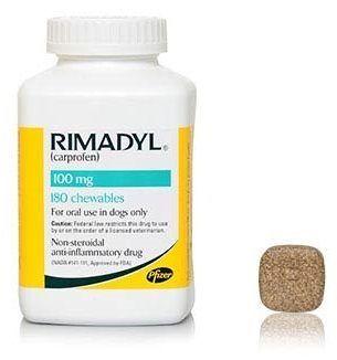 ¿Puedo darle a mi perro Rimadyl?