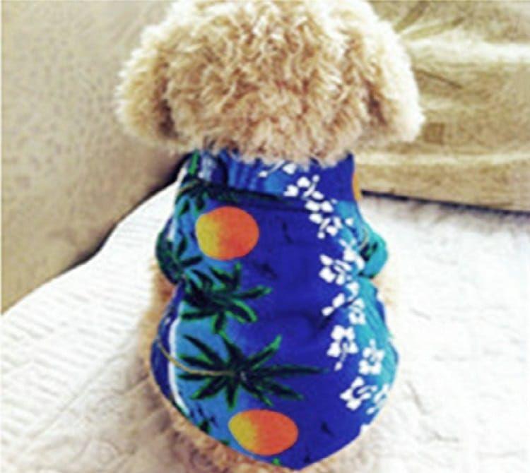 Urparcel Perro T del gato camisa de Ropa De Perro