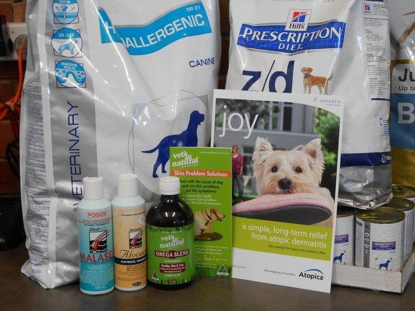 Los tratamientos para el perro