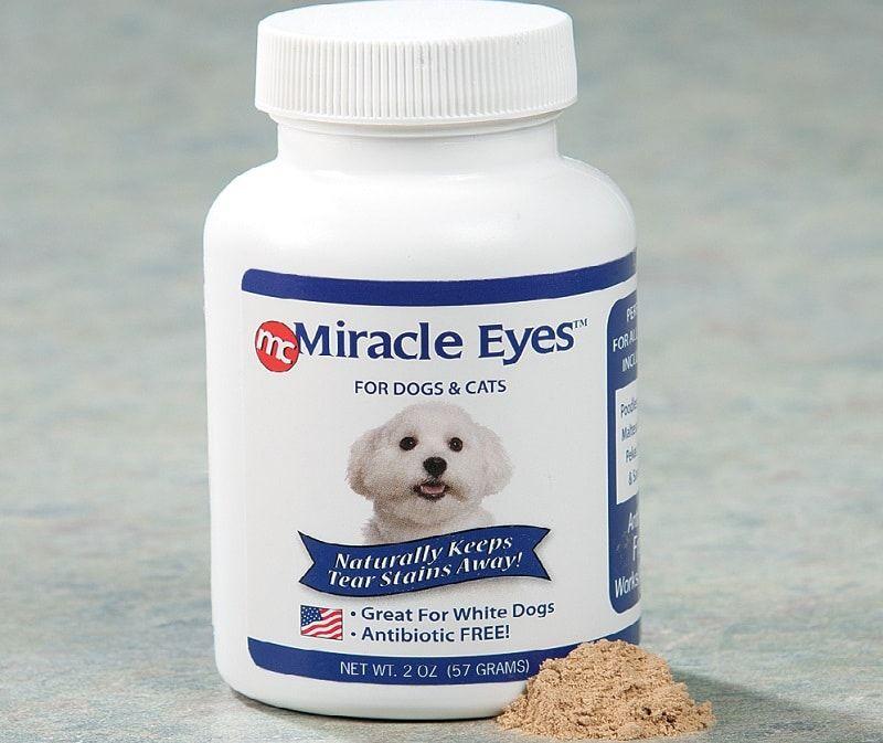 Productos para ojos de los perros