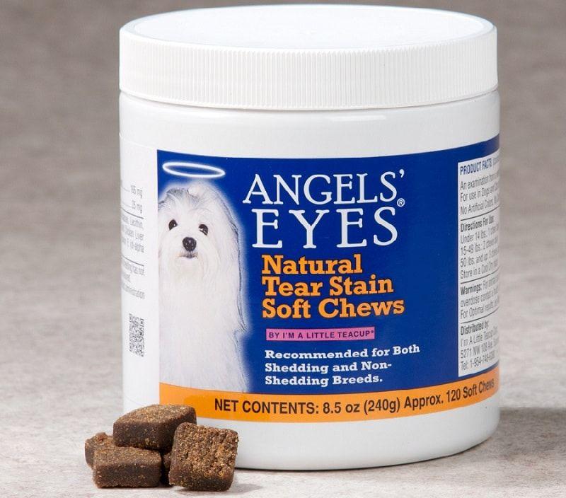 ángeles ojos