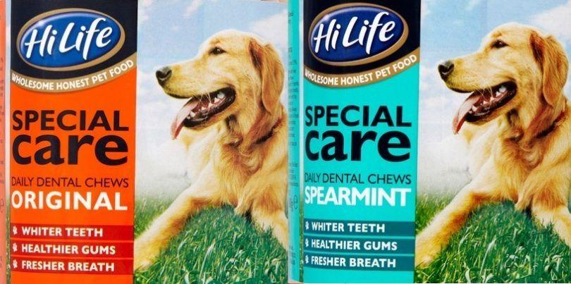Hilife Highlife Dental perro mastica el original