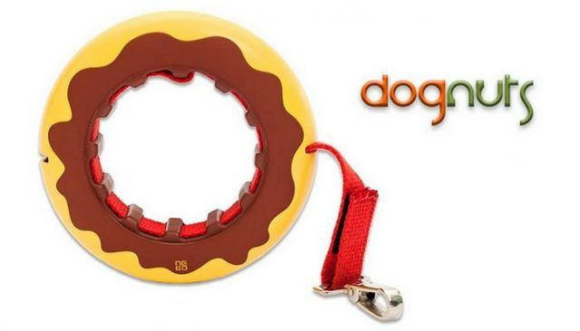 Dognuts Correas Look Good Enough to Eat