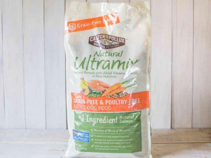 Natural Ultramix Grain-Free comida seca para perros