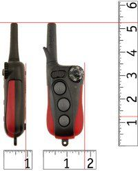 Dogtra-IQ-patio-FormaciГіn-collar-Review-Dimensiones