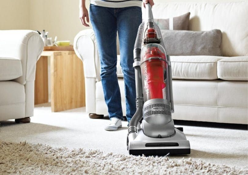 La limpieza de su casa