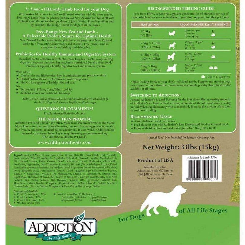 etiqueta de perro de la adicciГіn
