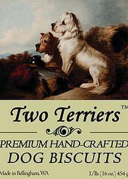 Sana, abundante y hecho a mano - Eso`s Two Terriers!