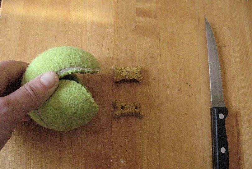 rompecabezas de la pelota de tenis