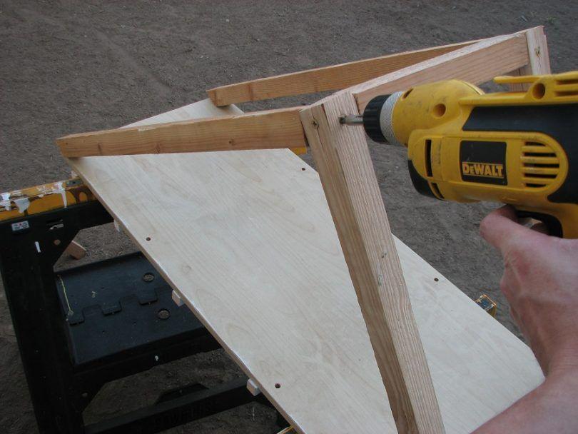¿Cómo construir una rampa de perro: instrucciones paso a paso