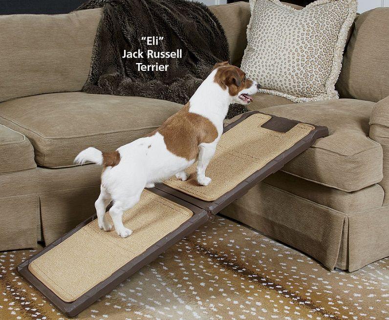 rampa alfombrada para muebles