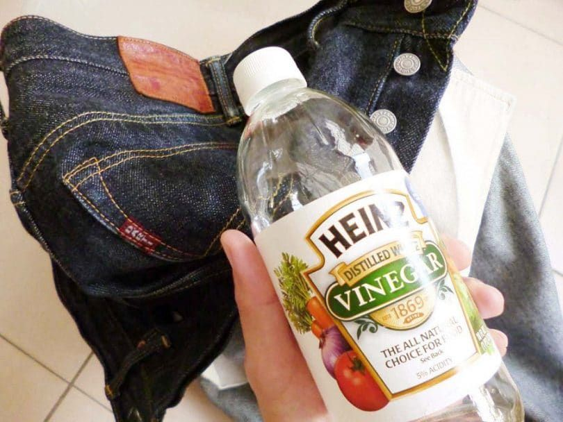 Heinz vinagre blanco destilado