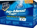 Bombas de pulgas - Hot Shot n-Mess! nebulizador