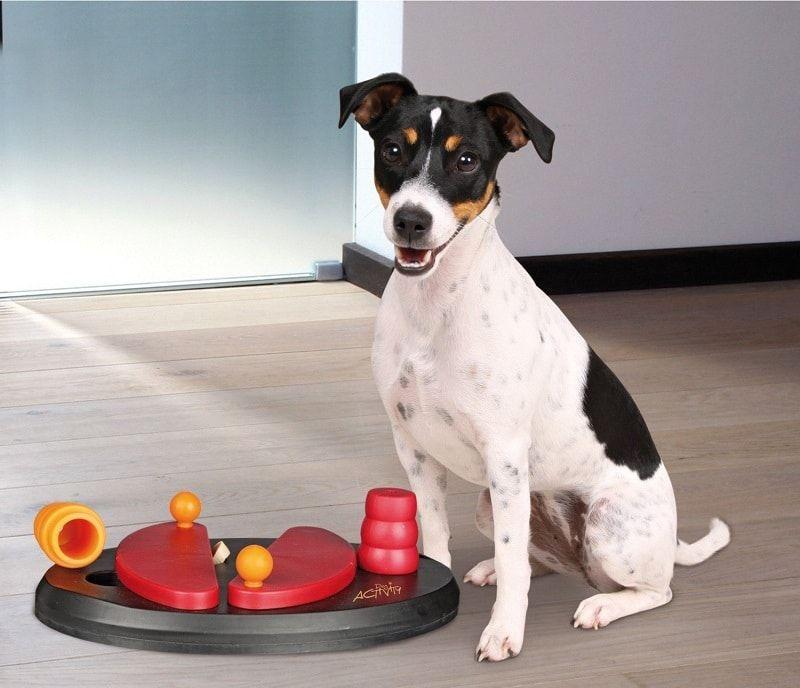 Tarjeta del tirón, Nivel 2 por productos para mascotas Trixie