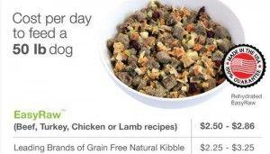 La dieta paleo para perros