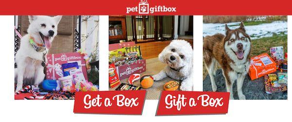 mascota opiniГіn caja de regalo