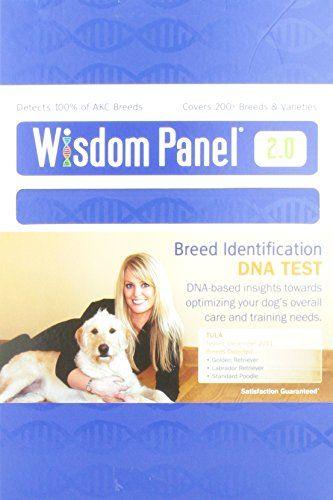 La sabiduría Panel 2.0 Raza kit de prueba de ADN de Identificación