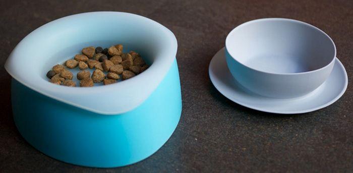 Nueva Dog Food Bowl, de Sleepypod es ideal para viajeros y excursionistas