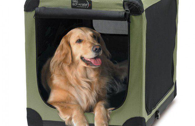 Noz2Noz los cajones del perro Sof-N2 Krate Pet Home Crítica