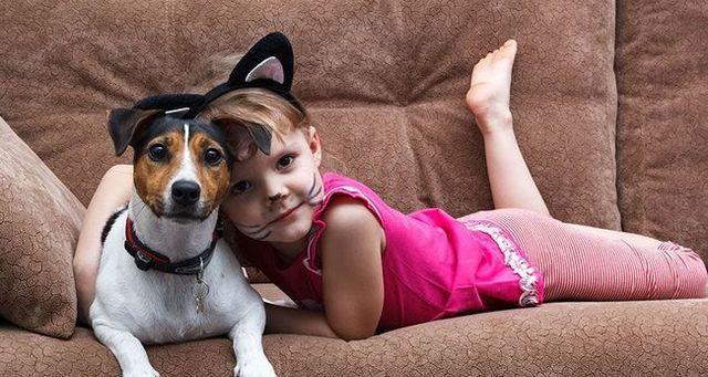 Tener un perro puede ayudar a evitar que su hijo desarrolle asma