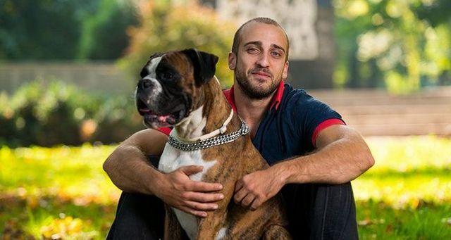 (R) sobre protectora: cuando los perros cuidado con demasiada