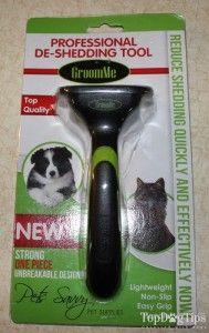 Revisión Deshedding perro GroomMe